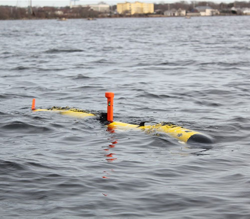 L3Harris Unveils New Iver4 580 Unmanned Undersea Vehicle