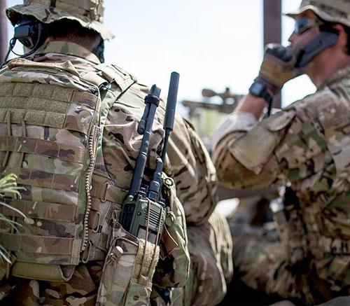L3Harris Wins 3rd LRIP Order on US Army's Two-Channel Leader Radio Contract