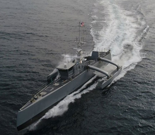 L3Harris Wins US Navy Contract for Medium Unmanned Surface Vehicle