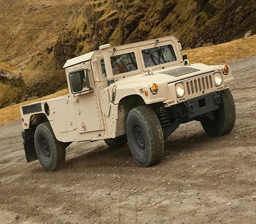 The U.S. State Department has made a determination approving a possible Foreign Military Sale to the Government of Lebanon of up to three hundred (300) M1152 High Mobility Multi-purpose Wheeled Vehicles (HMMWVs) and related equipment for an estimated cost of $55.5 million.