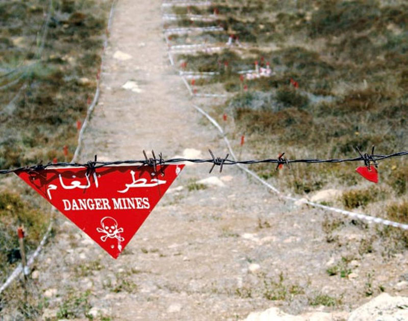 Lebanon Seeks More U.S. Aid to Eliminate Landmines