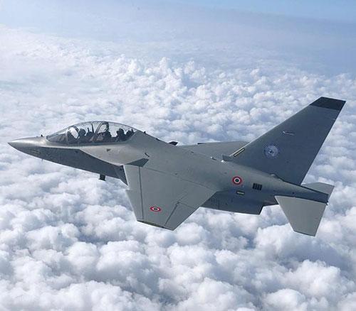 Leonardo, Italian Air Force Start Building International Flight Training School