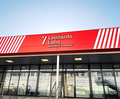 Leonardo, University of Naples Federico II Launch Aerotech Academy