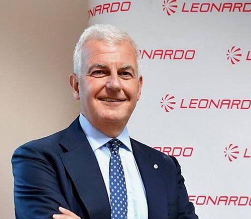 Leonardo's Board of Directors Confirms Alessandro Profumo Chief Executive Officer