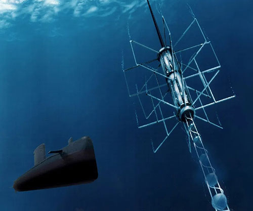 Leonardo Demos New Capabilities of ULISSES Acoustic ASW System