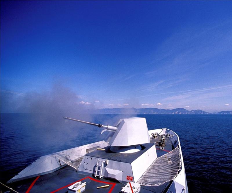 Leonardo to Supply Super Rapid Systems to New German Corvettes