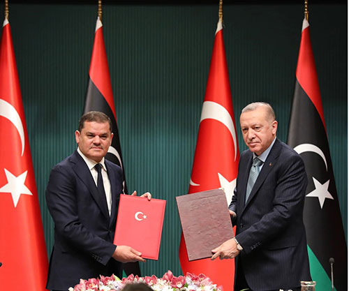 Libya, Turkey Sign Five Agreements; Vow to Boost Cooperation