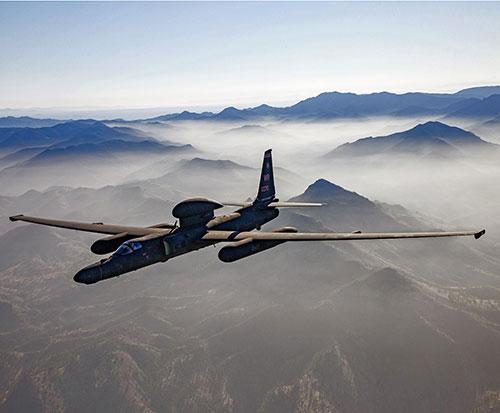 Lockheed Martin, Collins Aerospace, USAF Upgrade SYERS-2C on U-2 Dragon Lady