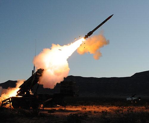 Lockheed Martin's PAC-3 Interceptor Test Proves Reliability