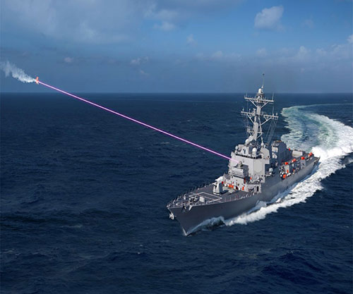 Lockheed Martin Delivers HELIOS Laser Weapon System to U.S. Navy