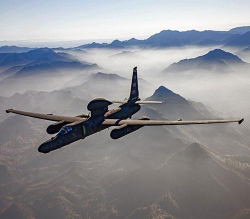 Lockheed Martin Flies Real-Time, Mission Enabling Kubernetes Onboard U-2