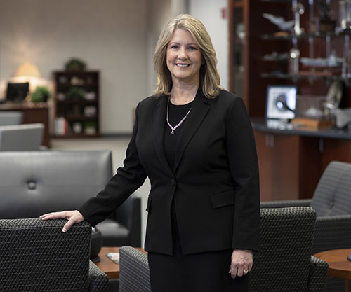 Lockheed Martin Mourns Aeronautics Executive Vice President Michele Evans