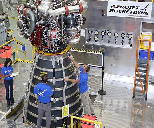 Lockheed Martin to Acquire Aerojet Rocketdyne