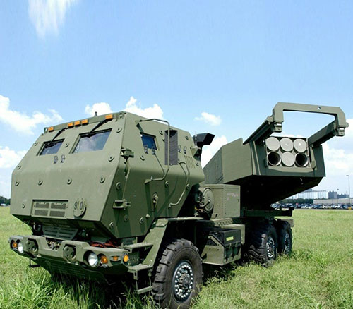 Lockheed Martin to Build 28 HIMARS Launchers for U.S. Army