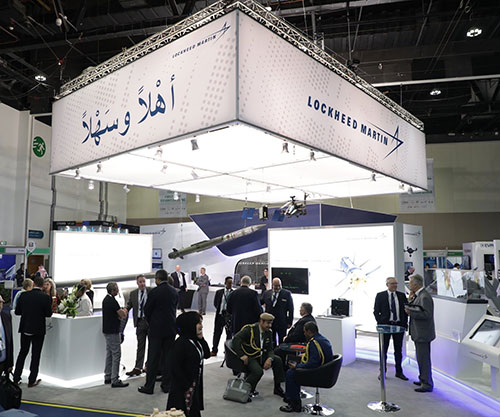 Lockheed Martin to Present Innovative Defense Capabilities at IDEX 2021