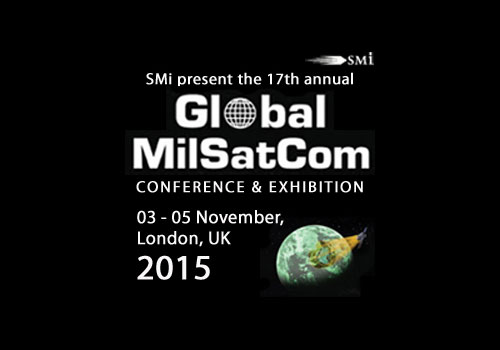 London to Host Global MilSatCom 2015 Next Week