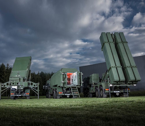 MBDA, LM Submit New Bid for Germany's Integrated Air & Missile Defense System