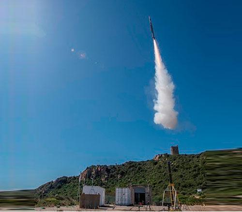 MBDA's CAMM-ER Completes Major Trials Milestone
