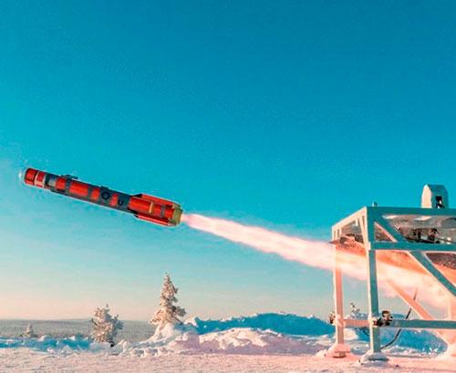 MBDA Conducts First Brimstone 3 Missile Firing