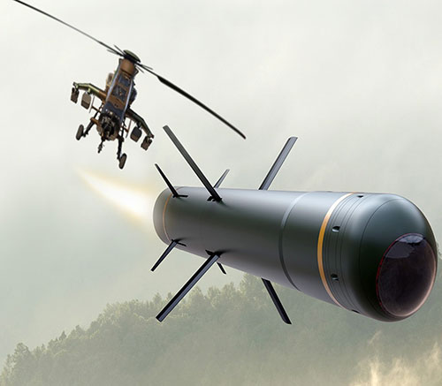 MBDA to Develop the Combat Missile for Tiger Helicopter