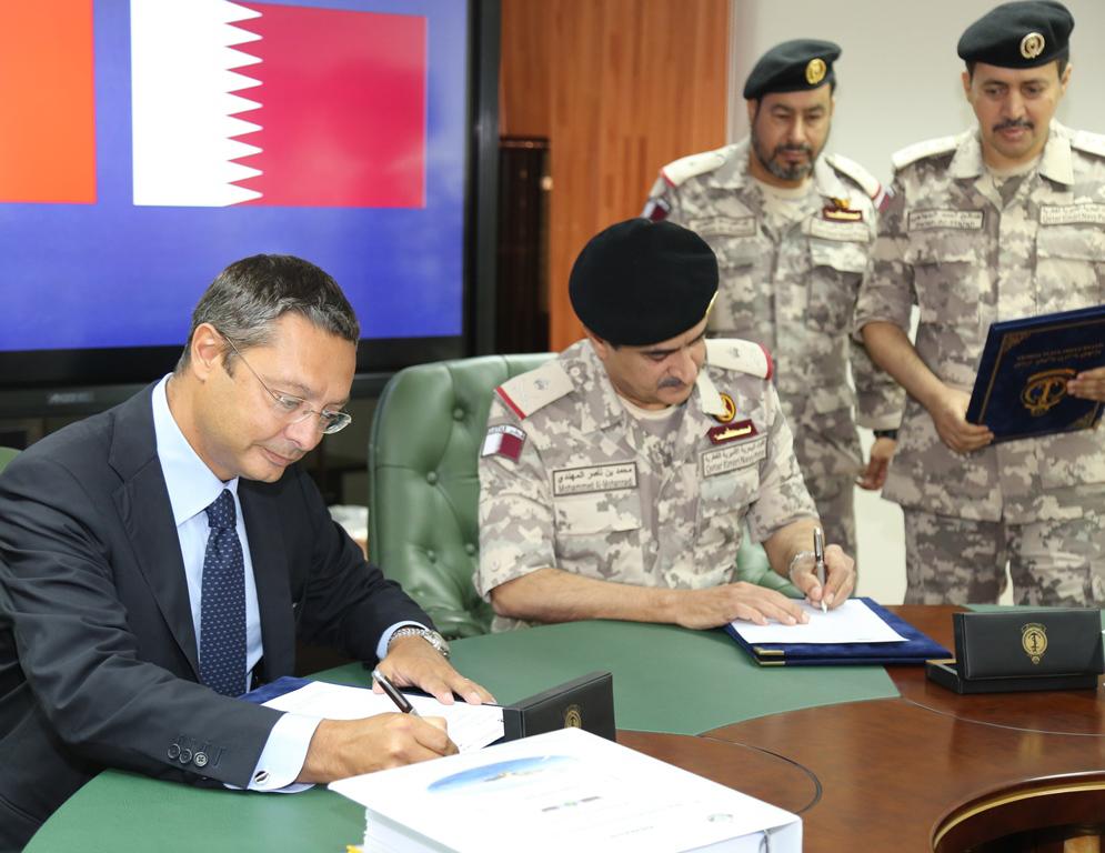 MBDA to Supply Coastal Missile System to Qatar
