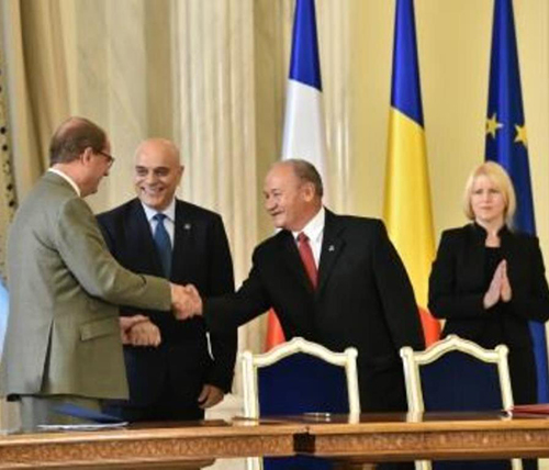 MBDA Signs MoU With Two Romanian Defense Companies
