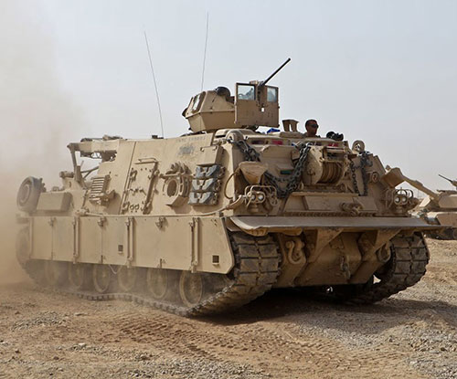 Morocco Requests 25 HERCULES Vehicles