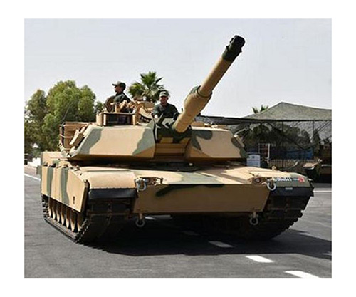 Morocco to Upgrade 162 Abrams Tanks