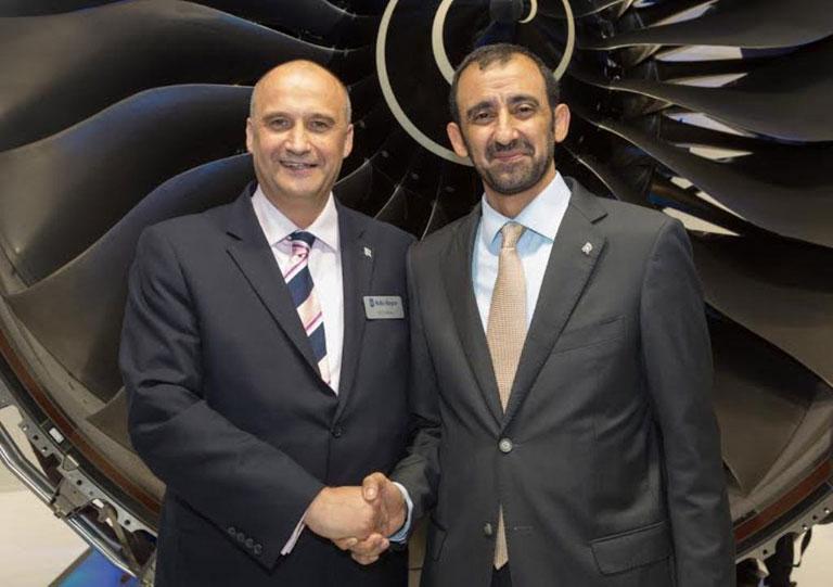 Mubadala, Rolls-Royce Confirm Partnership in Abu Dhabi Aerospace Hub