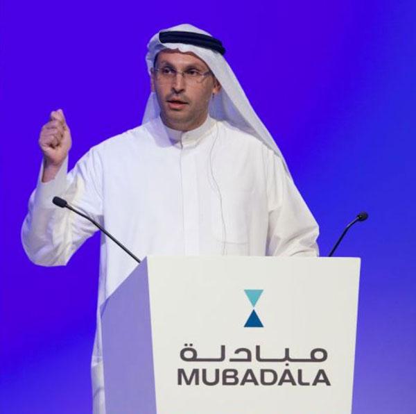 Mubadala's Revenues Exceed $9 Billion in 2015