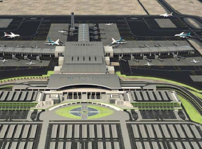 Muscat Airport's New Terminal to be Completed by Year-End