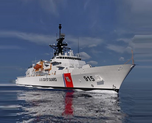 NGC to Support U.S. Coast Guard Patrol Cutter C4ISR & Control