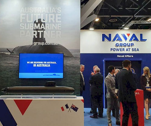 Naval Group Launches New Subsidiary in Sydney, Australia