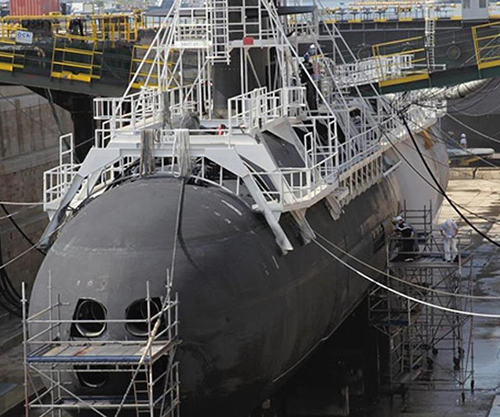 Naval Group to Provide Maintenance for French Navy's Nuclear Attack Submarines