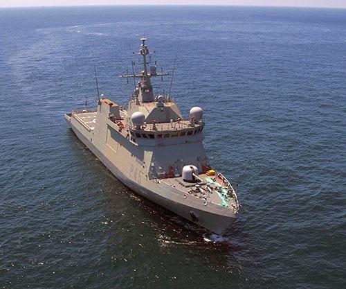 Navantia to Build OPV for Royal Moroccan Navy