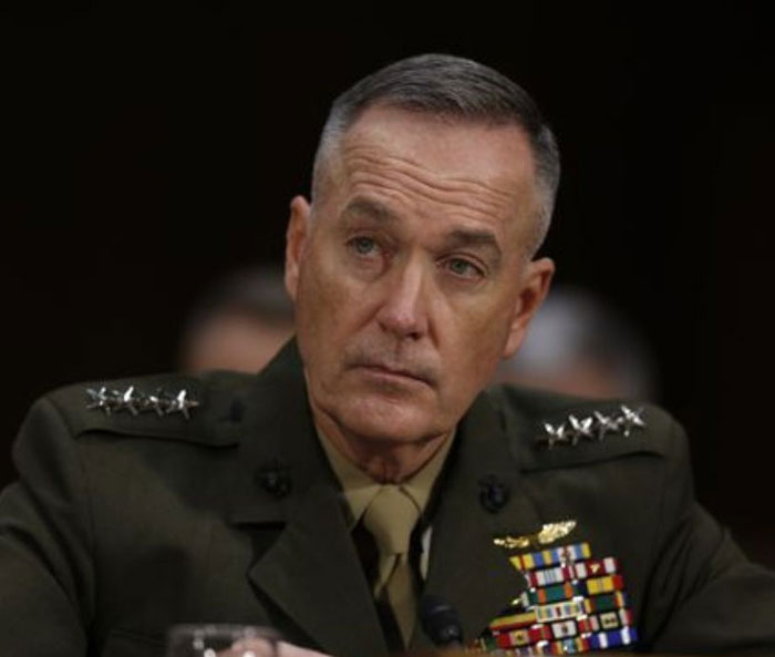 New Chairman of U.S. Joint Chiefs of Staff Visits Iraq