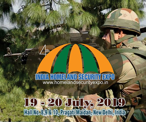 New Delhi to Host India Homeland Security Expo 2019