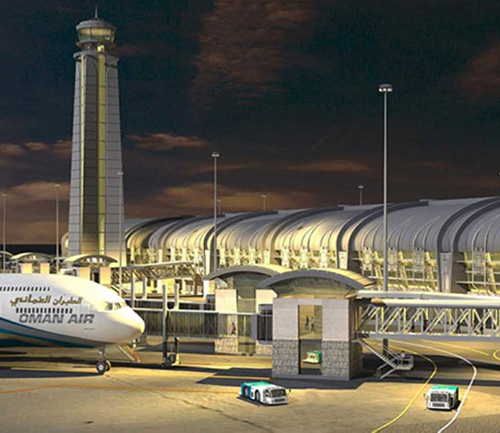 New Muscat International Airport Starts Operations