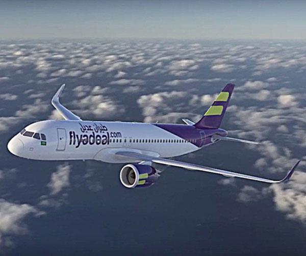 New Saudi Budget Carrier Flyadeal Eyes 50 Aircraft by 2020