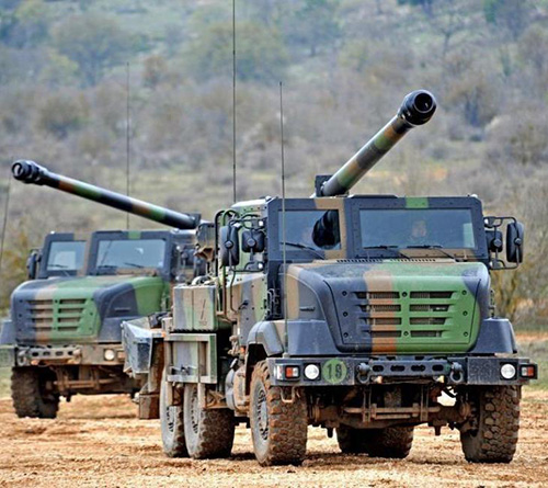 Nexter at Indo Defence 2018