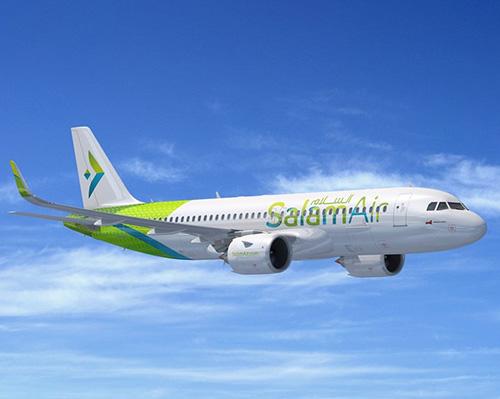 Oman's SalamAir to Add Six New A320neo to its Fleet
