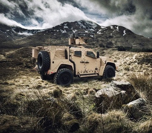 Oshkosh Defense Wins Order for 248 Joint Light Tactical Vehicles