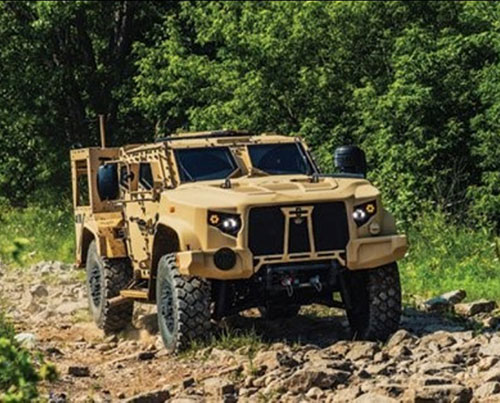 Oshkosh Wins JLTV Order for U.S. Army, Marine Corps, Air Force and Navy