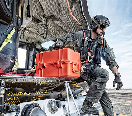 PELI Products Supports Emergency Services & Military in COVID-19