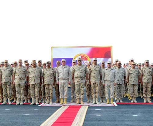 Pakistan, Egypt, Jordan Launch Joint Military Drill