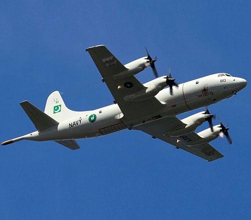 Pakistan Navy to Replace P-3C Orion Maritime Patrol Fleet