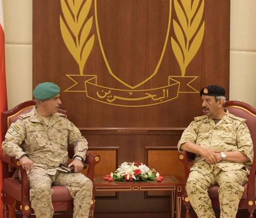 Peninsula Shield Forces Commander Visits Bahrain