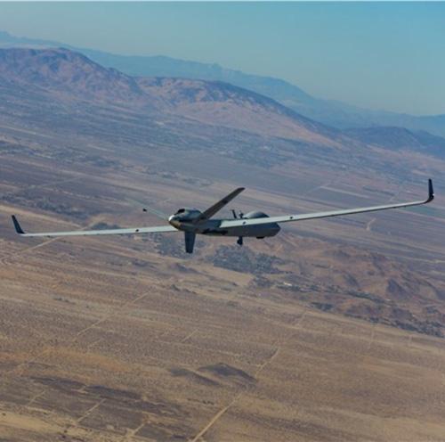 GA-ASI's MQ-9B SkyGuardianTM Flies for Over 48 Hours