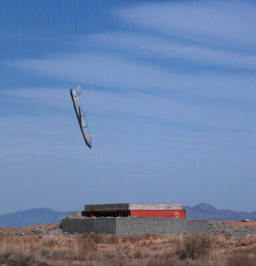Updated JASSM® Completes 2 Lockheed Martin Flight Tests