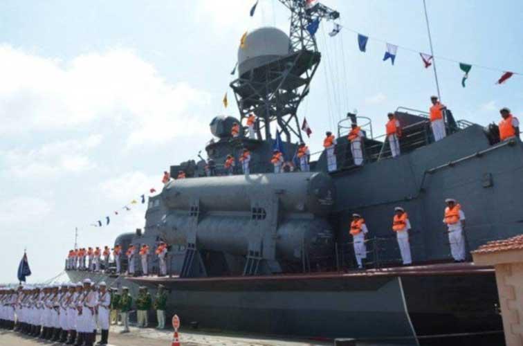 Egypt Receives Molniya RKA-32 Corvette from Russia